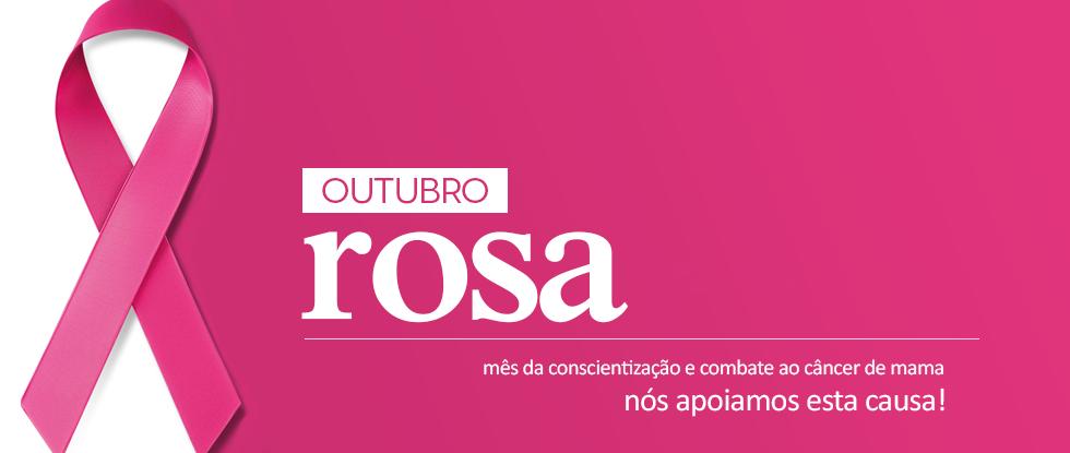 Outubro Rosa - A newlentes apoia esta causa!