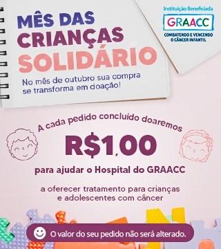 Campanha GRAACC e NewLentes