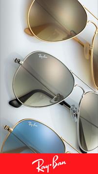 Óculos Aviador RAY BAN