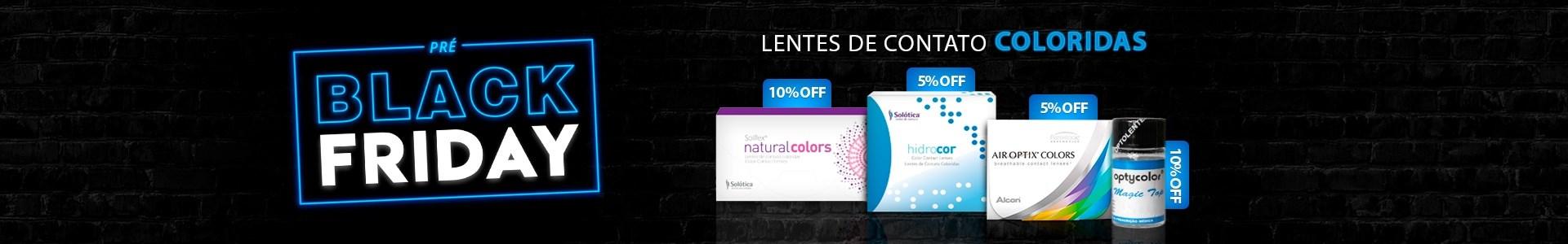 Pre Black Friday NewLentes - Lentes coloridas