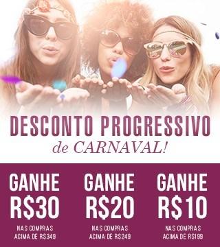 desconto progressivo de carnaval
