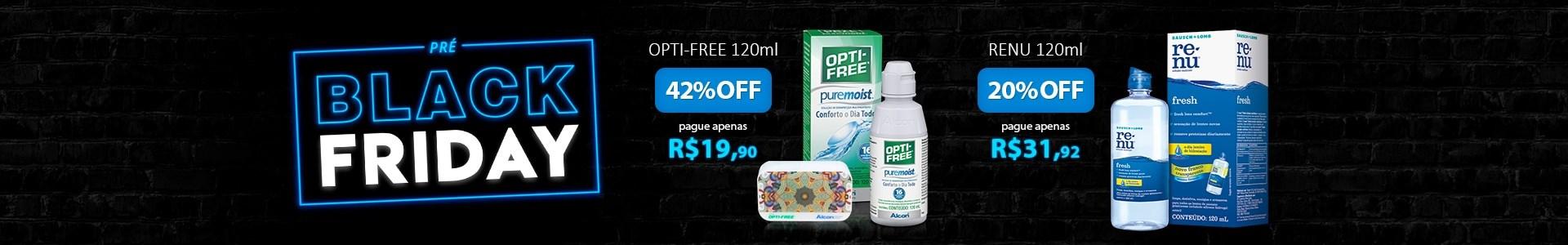 Pre Black Friday NewLentes - Opti-Free