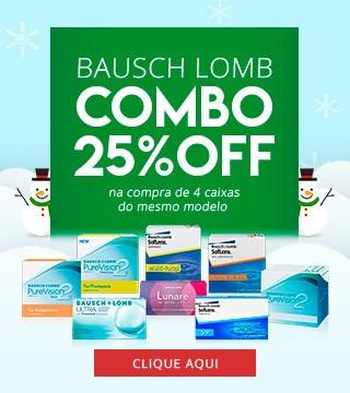 Lentes de contato Bausch Lomb