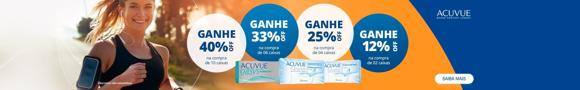 Promoção Acuvue