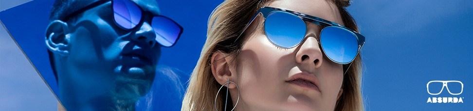 óculos de sol absurda