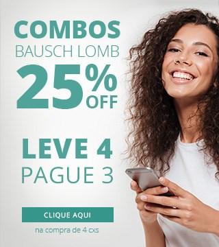 Bausch Lomb 25% OFF
