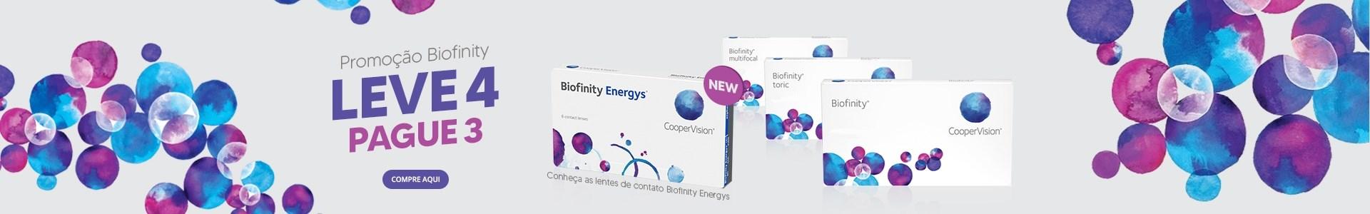 Novidade Biofinity Energy