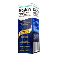 Boston Simplus 120 ml - Solução para lentes de contato rígidas (rgp)