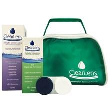 Kit Clearlens - Solução para Lentes de Contato