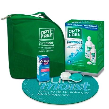 d7048349d1073 Kit Opti-Free Pure Moist solução para lentes de contato