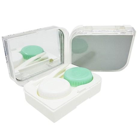 00272041ca7b5 Kit portátil para lentes de contato modelo A-610 - Newlentes