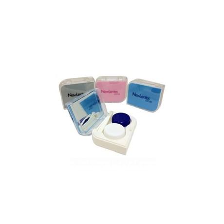 Kit portátil para lentes de contato modelo A-610