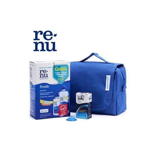 Kit Renu 475ml - Solução para lentes de contato