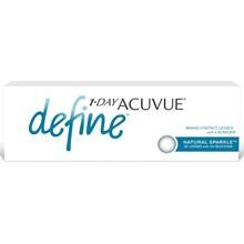 Lentes de Contato 1-Day Acuvue Define Sparkle - Efeito Realce Suave