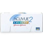Lentes de Contato Acuvue 2 Colours c/ 6 - SEM GRAU