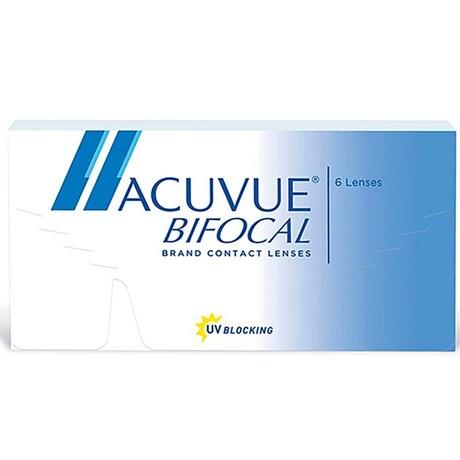 Lentes de Contato Acuvue Bifocal