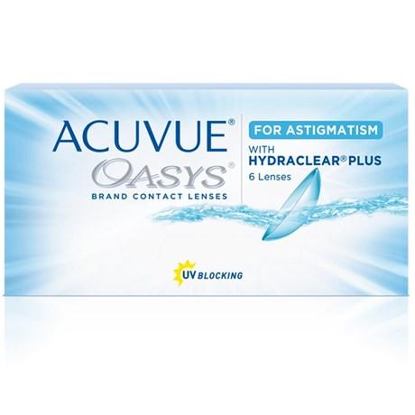 df28fa291105d Lentes de contato Acuvue Oasys para Astigmatismo