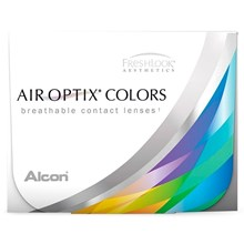 Lentes de contato Air Optix Colors - COM GRAU