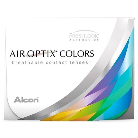 Lentes de contato Air Optix Colors - COM GRAU