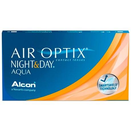 Lentes de contato Air Optix Night Day Aqua   newlentes 2e5c38d86e