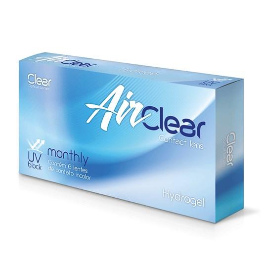 Lentes de contato Airclear Hidrogel