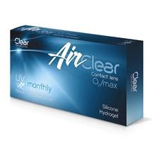 Lentes de contato Airclear O2/max