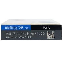 Lentes de Contato Biofinity XR Toric - Graus Altos
