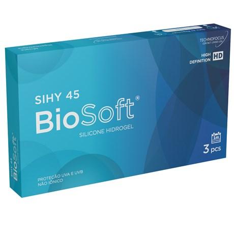 a8729d42e4ca4 Lentes de Contato Biosoft Sihy 45