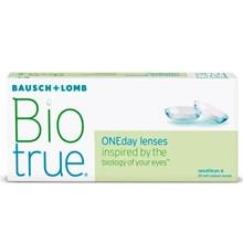 Lentes de contato Biotrue ONEDay