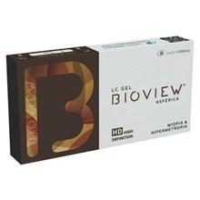 Lentes de contato Bioview Asférica