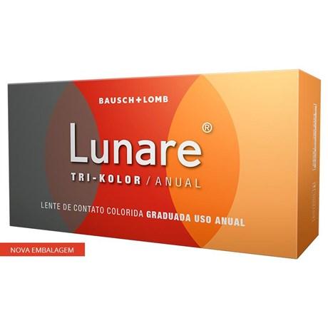90668cd15 Lentes de Contato Colorida LUNARE Tri-Kolor Anual - COM GRAU