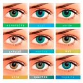 Lentes de Contato Colorida Natural Colors Tórica