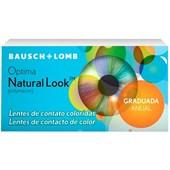 Lentes de Contato Colorida Natural Look - COM GRAU
