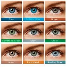 Lentes de contato coloridas Air Optix Colors - Sem grau