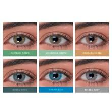 Lentes de contato coloridas Aquarella - Com grau