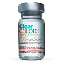 Lentes de Contato Coloridas CLEAR COLORS PREMIUM - SEM GRAU