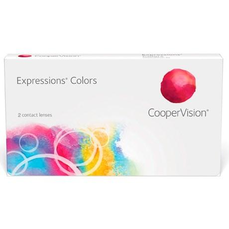 Lentes de Contato Coloridas - EXPRESSIONS COLORS - SEM GRAU