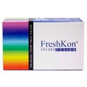 Lentes de Contato Coloridas FRESHKON COLORS FUSION - SEM GRAU