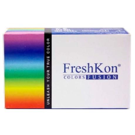 eafaf7c093148 Lentes de Contato Coloridas FRESHKON COLORS FUSION - SEM GRAU