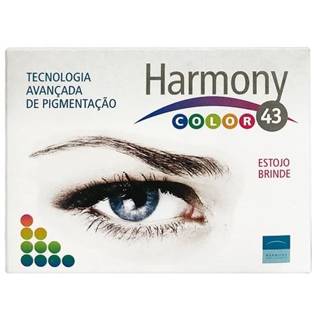 090876345ac84 Lentes de Contato Coloridas HARMONY 43 COLOR - SEM GRAU