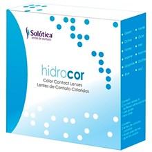 Lentes de Contato Coloridas Hidrocor - SEM GRAU