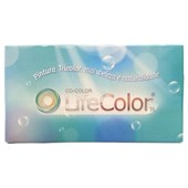 Lentes de Contato Coloridas LIFECOLOR - COM GRAU