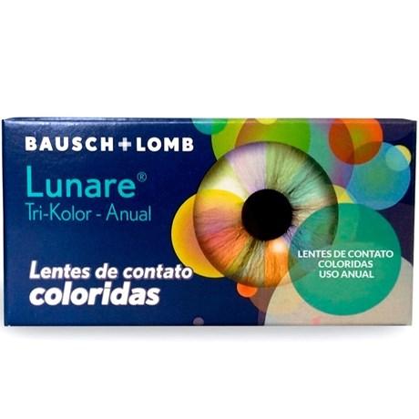 Lentes de Contato Coloridas Lunare Tri-Kolor Anual - SEM GRAU 8da4d124d9