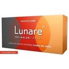 Lentes de contato coloridas Lunare Tri-Kolor anual - Sem grau
