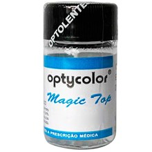 Lentes de Contato Coloridas Magic Top - Graus Altos