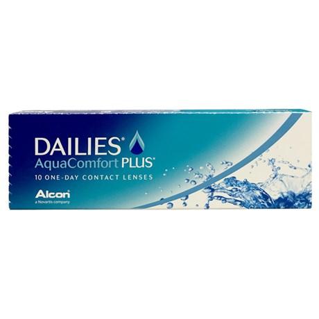 Lentes de contato Dailies Aqua Comfort Plus com 10 unidades 5f5b5d4429
