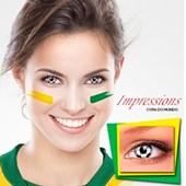 Lentes de Contato Impressions Copa do Mundo