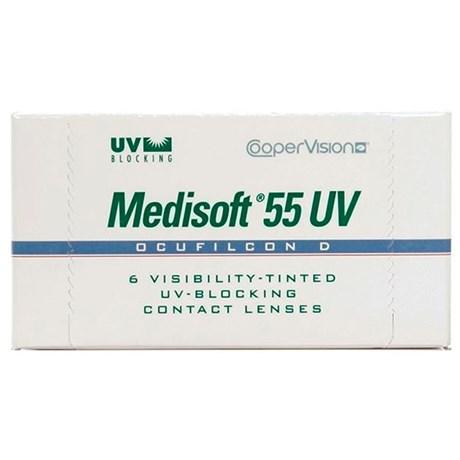 468753ffd2 Lentes de contato Medisoft 55 UV - Coopervision | newlentes