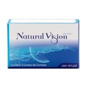Lentes de Contato Natural Vision Anual
