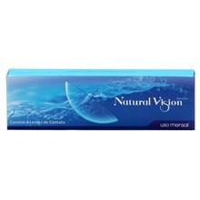 Lentes de Contato Natural Vision Mensal